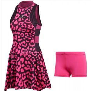 Stella Mcarthy Adidas NWT Tennis Dress w/ shorts